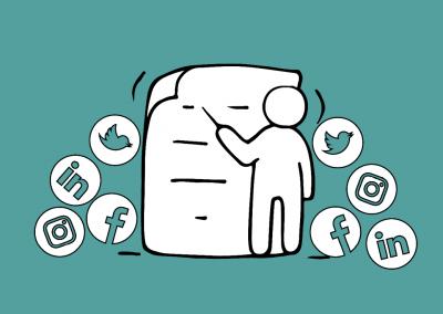 Définir sa stratégie de communication sur les réseaux sociaux