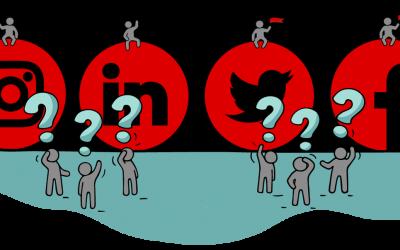 8 bonnes raisons d'être présent sur les réseaux sociaux